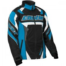 Castle X Youth Girls Bolt G4 Jacket sizes S-XL Reflex Blue