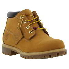 Timberland 23061 Mens Waterproof Wheat Nubuck Leather Ankle Chukka Boots