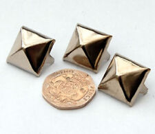 PYRAMID STUDS  Large 17mm- BARGAIN 100 Pack