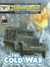 THE COLD WAR,COMMANDO THE HOME OF HEROES,NO.4683,WAR COMIC,2014