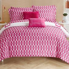 Chic Home Trace Reversible Comforter Set