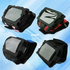 Black Red Blue Pink Running Sports Armband Case Holder Strap for iPhone 3GS 4 4S