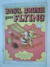Basil Brush goes flying ('Starting to read' books), Firmin, Peter 0718203402
