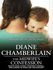 NEW The Midwife's Confession by Diane Chamberlain MP3 CD Book (English) Free Shi
