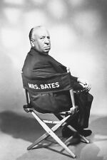 Alfred Hitchcock Psycho Mrs Bates Chair 24X36 Poster