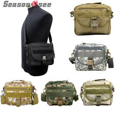1X Tactical MOLLE Utility Versipacks Shoulder Casual Cycling Bag Men Hand Pouch