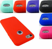 FOR APPLE IPHONE 7 / 7 PLUS SOFT SILICONE RUBBER GEL SKIN CASE COVER+STYLUS