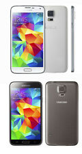 "Unlocked 5.1"" Samsung Galaxy S5 4G LTE Android GSM GPS Smartphone 16GB CACH"