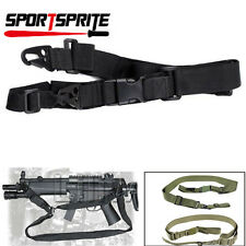 Tactical 3 Three Point Rifle Gun Sling Swivel Strap For Rifle Airsoft Adjustable