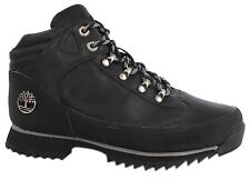 Timberland 2.0 Euro Sprint Mens Black Leather Lace Boots 44540 D30