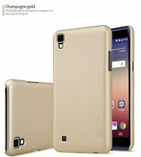 Nillkin Shield Frosted Hard Matte PC + LCD Guard Skin Cover Case For LG X Power