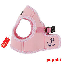 Any Size - PUPPIA - ATTICUS - Soft Dog Puppy Harness Vest - Pink