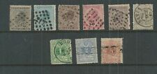 oldhal-Belgium/Lot of Used Classic stamps