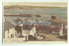 tp9329 - Cornwall - In the Village of Newlyn, looking toward Penzance - postcard