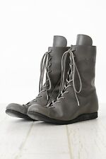 DEVOA 16SS Army Boots Calf Leather BB Imported Japan F/S
