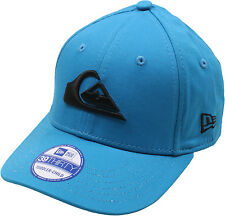 Quiksilver Toddler Mountain and Waves Baseball Hat Teal/Black