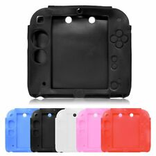 Soft Silicone Rubber Gel Skin Case Cover for Nintendo 2DS Game Controller