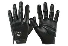 3 Bionic Stable Grip Golf Gloves BLACK Right Hand Mens(for LH golfer)