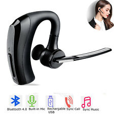 US Noise Cancelling Bluetooth Headphone Headset Earphone For iPhone 7 6 6S 5S LG