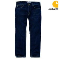 Carhartt Trousers Straight Leg Jeans - very durable various sizes
