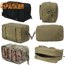 1000D Military Tactical Magazine Dump Drop Molle Strap Utility Pouch Recycle Bag