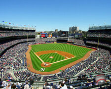Yankee Stadium NY Yankees MLB Licensed Fine Art Prints (Select Photo & Size)
