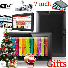 7 inch Android4.4 A33 Quad Core Tablet PC 8GB WIFI Bluetooth HD Touch Screen LOT