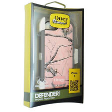 OtterBox Defender Series Protective Case & Holster for Apple iPhone 5/5S/SE NEW