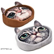 Pet Dog Bed Kennel Cushion Puppy Dog Cat Fashion Printed Pad Beds Mat Cushion
