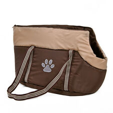 Pet Puppy Dog Cat Soft Portable Tote  Carrier House Kennel Pet Travel Bag