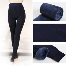 Winter Warm Women's Thermal Leggings Fleece lined Thick Stretch Tight Pants Lot