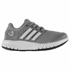 adidas Kids Energy Cloud Running Trainers Boys Lace Up Ortholite Textile Shoes