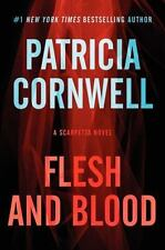 Flesh and Blook A Scarpetta Novel, Hardcover