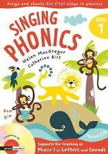 Singing Phonics By Helen MacGregor,Catherine Birt
