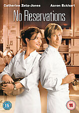 No Reservations (DVD, 2008) - Good Condition - Ex Rental