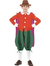 Child Kids Boys Horrible Histories Guy Fawkes Book Day Fancy Dress Costume