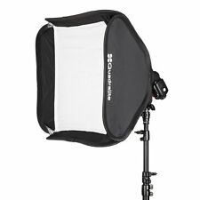 Quadralite Litebox 50x50cm foldable softbox für Speedlites