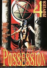 Possession - 4 Movie Set (DVD, 2002)