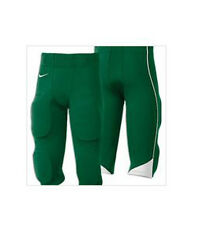 Nike Destroyer Game Football Pant - Mens - Dark Green/White