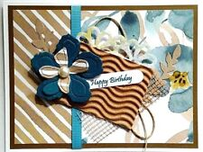 Card making kit of 4 Birthday Thanks Get Well Thinking of You Stampin Up!