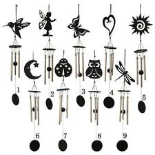 Tube Metal Lucky Bell Windchime Home Garden Classical Hanging Decor 9 Types PICK