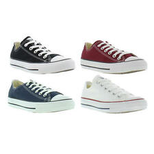 Converse Allstar Oxford Mens Womens Classic Canvas Shoes Trainers Size 4-14
