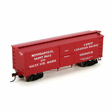 Athearn 14807 HO Denver and Rio Grande Western 50' Gondola w/Canisters Load #563