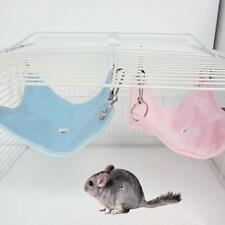 Pet Rat Hamster Hammock Hanging Bed House Mouse Small Pet Comfort Cushion Supply