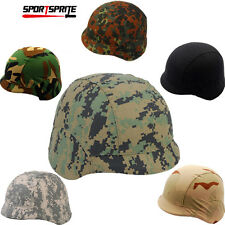 SWAT Airsoft Tactical M88 PASGT Kevlar Swat Helmet Cover Headwear Outdoor S M