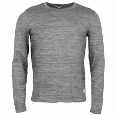 Jack and Jones Mens Core Aragon Jumper Knit Pullover Long Sleeve Crew Neck Top