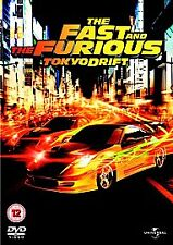 The Fast And The Furious - Tokyo Drift (DVD, 2006) - Good Condition