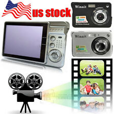 2.7 inch TFT LCD 720P 18MP 10x Optical Zoom Compact Digital Camera Camcorder US