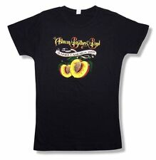 Allman Brothers Band Summer Campaign Tour 2008 Girls Juniors Black T Shirt New