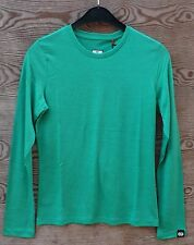 REDA Rewoolution Berry - Womens T-Shirt Long Sleeve 140, T-Shirt, Merino wool